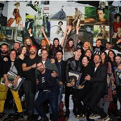 #GiovannaBattaglia Giovanna Battaglia: The milano gang !! #FotografieDiModaDiModaDiGiampaoloSgura #proud of @giampaolosgura @anna_dello_russo Milan #FriendsAndFamilyFashionWeek #regram @fashiontomax