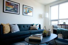 Mission Bay Apartment | Payal Desai Designs