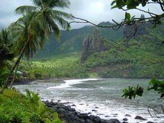 nuku hiva | Nuku Hiva aux Iles Marquises, Polynésie française