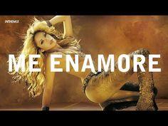 Shakira - Me Enamore (Lyrics Video) un mojito dos mojitos (New Song 2017) letra, y baile, Reggaeton - YouTube