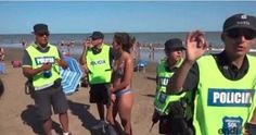 [VIDEO] Juez avala a bañistas topless en playas argentinas | ...