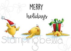 Stamping Bella 2016 Holiday Release Previews Day 5. Click through to read the…
