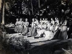 WAIKIKI HAWAII 1933