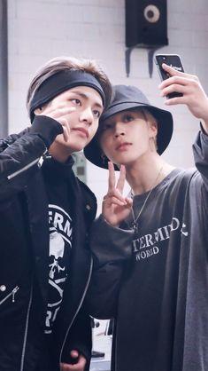 vmin Taehyung & Jimin