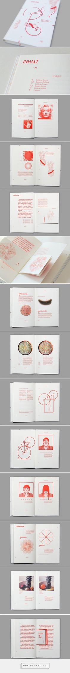 The Phi - For a Life After the Golden Ratio - Pin Coffee Page Layout Design, Web Design, Book Layout, Print Design, Editorial Design, Editorial Layout, Brochure Layout, Brochure Design, Branding Design