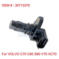 Engine Camshaft Position Sensor Fit For Volvo C70 S60 S80 V70 XC70 OEM Number 30713370 New Free Shipping Volvo C70, Brake System, Engineering, Positivity, Fitness, Free, Technology, Optimism