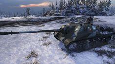 World of Tanks Object 704   9.471 DMG   1.779 EXP - Arctic Region
