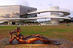 Estação Ciencia, Cultura e Arte - Oscar Niemeyer - João Pessoa - Paraiba
