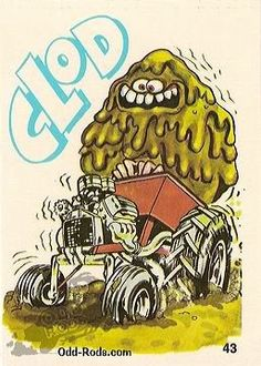 Skwirlinator Skwirlinator uploaded this image to & See the album on Photobucket. Cool Car Drawings, Cartoon Drawings, Cartoon Art, Rat Rod Cars, Rat Rods, Ed Roth Art, Cars Coloring Pages, Rat Fink, Airbrush Art