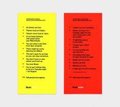 Music 10th Birthday Invitation | Roses Creative Awards