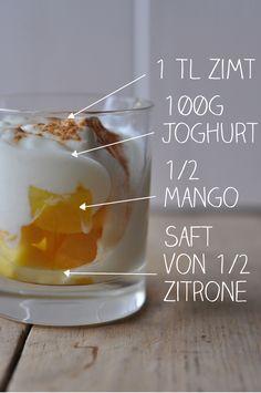 Birds Like Cake: So schmeckt der Sommer: Mango Smoothie