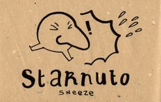 Learning Italian Language ~ Starnuto (sneeze) IFHN