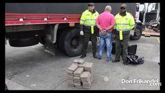 Interceptado camión en el que en su tanque del combustible eran transpor...