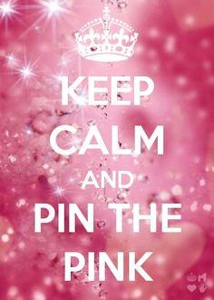~~ pin pink