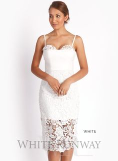 Bianca Lace Dress