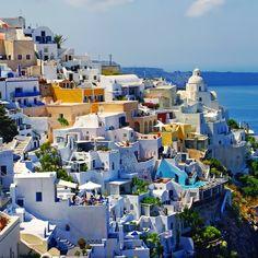 #Santorini: where your heart always will be!