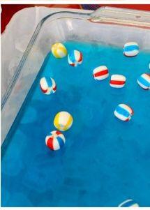 Beach Ball Party - Jello