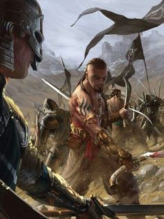 Dothraki in Westeros