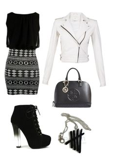 Black { 3 } by claudiadarcy101 on Polyvore featuring polyvore, fashion, style, IRO, Fahrenheit and GUESS. I hope you like the set ! Follow and like to see more !   Instagram : _polyvore_fashionista101_ Polyvore : claudiadarcy101