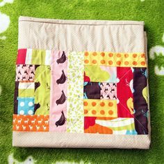 patchwork for my son