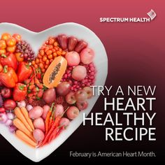 Heart healthy recipes #AmericanHeartMonth