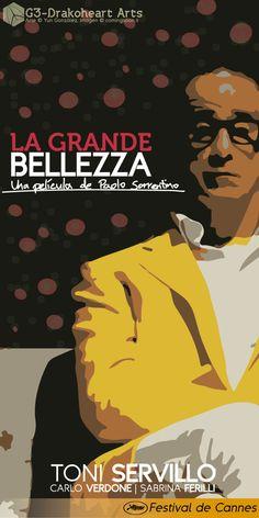 La Grande Bellezza - Illustrator-made poster by G3Drakoheart-Arts.deviantart.com on @deviantART