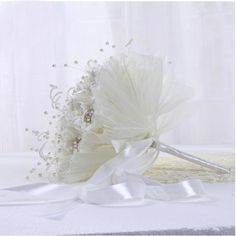 Bridal Wedding Bouquet Brooch Imitation Pearls Posy White Simulation Flowers is personalized, see other cheap bridal bouquets on NewChic. Broschen Bouquets, Wedding Bouquets, Wedding Favors, Wedding Events, Wedding Decorations, Lace Bouquet, Beige Wedding, Pearl Color, Flower Brooch