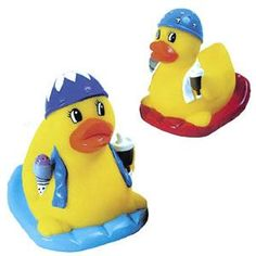 Rubber Pool Party Duck | Promotional Rubber Duck | Imprinted Ducks