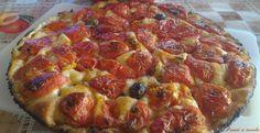 Bari focaccia soft focaccia with flour and potatoes - The world's most private search engine Focaccia Pizza, Sauces, Pizza Wraps, Italian Pasta Recipes, Pizza Restaurant, Salty Cake, Pizza Dough, Original Recipe, I Love Food