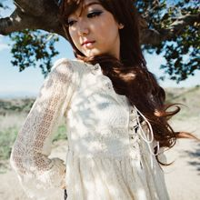 Ethereal Lace Dress