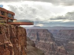 Sky Walk, West Rim, Grand Canyon