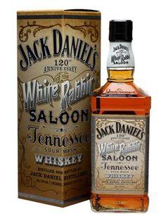 Jack Daniels White Rabbit Saloon 120th Anniversary