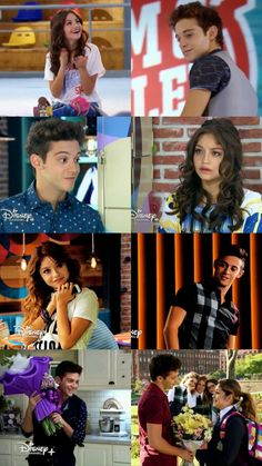 Discover recipes, home ideas, style inspiration and other ideas to try. Disney Channel, Best Friens, Susanoo Naruto, Vanessa Morgan, Image Fun, Son Luna, Disney Films, Zootopia, Aladdin