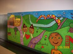 The Campus School and Sherwood Elementary Community Murals
