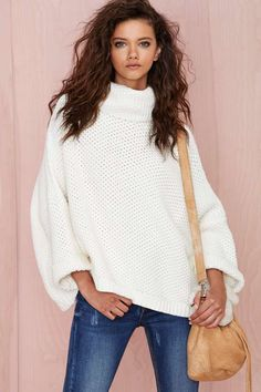 Nasty Gal You're Getting Warmer Sweater | Shop The Temp Drop Shop at Nasty Gal
