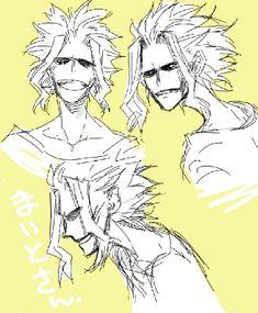 Boku no Hero Academia    All Might/Yagi Toshinori