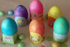 Our First Easter Eggs of the Season