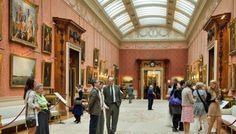 The Picture Gallery with some of the | Royal Collection best paintings.