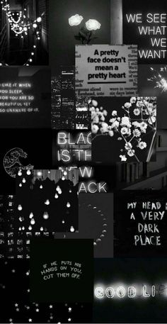 Black Aesthetic Wallpapers | Download 45 Free Black Aesthetic Wallpaper