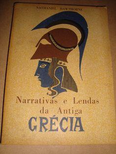 Narrativas e Lendas da Antiga Grécia | VITALIVROS // Livros usados, raros & antigos //