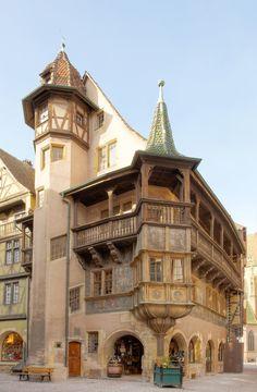 Maison Pfister, Colmar, Alsace