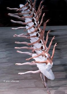Swan Lake Ballet | composed by Pyotr Ilyich Tchaikovsky in 1875–76. | The scenario, initially in four acts, was fashioned from Russian folk tales and tells the story of Odette, a princess turned into a swan by an evil sorcerer's curse.