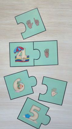 Beach Number Fun for Your Little Learners!  $   #summer  #beach  #ocean…
