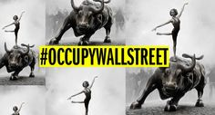 All day, all week, #occupywallstreet