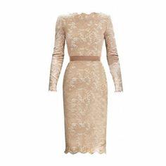 89,90€ Kleid Spitze in der Farbe Champagner