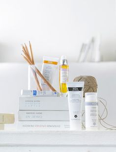REN - Flash Rinse 1 Minute Facial, Satin Perfection BB Cream, Vita Mineral Active 7 Eye Gel, Rose O Moisture Defence Oil, V-Cense Revitalising Night Cream