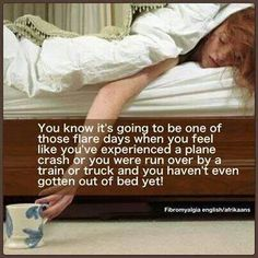 So true - some days when you flare #fatigue #msawareness #invisibleillness #fibromyalgia