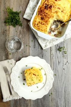 Classic Cottage Pie   Back To The Book Nutrition Top Recipes, Real Food Recipes, Dinner Recipes, Yummy Food, Healthy Recipes, Delicious Recipes, Clean Eating Recipes, Eating Healthy, Healthy Food