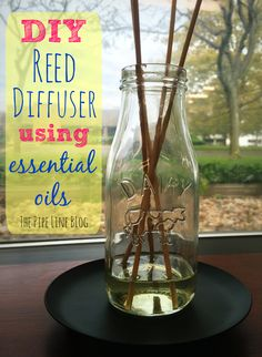 Feeling crafty? Want an easy way to keep the rooms in your home or office smelling fresh all day without candles or sprays? Learn how to make your very own (and very customizable!) reed diffusers using essential oils in today's DIY blog post on The Pipe Line!