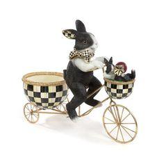 Mackenzie Childs Barn Sale, Mackenzie Childs Inspired, Mckenzie And Childs, Dutch Rabbit, Small Rabbit, Bunny Rabbit, Ways To Say Hello, Easter Candy, Easter Holidays